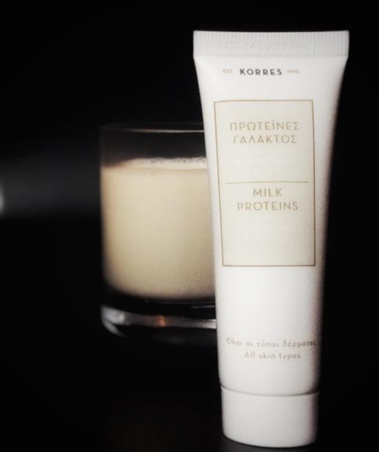 Korres Milk Proteins